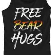 Tank Top: Free Bear Hugs