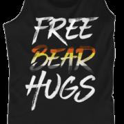 Tank Top: Free Bear Hugs