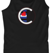 Tank Top: Cincinnati Leather Logo