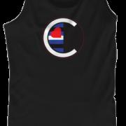 Tank Top: Cincinnati Leather Logo