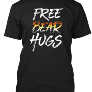 T-Shirt: Free Bear Hugs