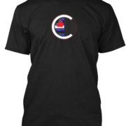 T-Shirt: Cincinnati Leather Logo