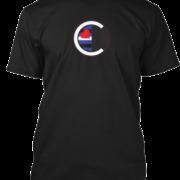 T-Shirt: Cincinnati Leather Logo